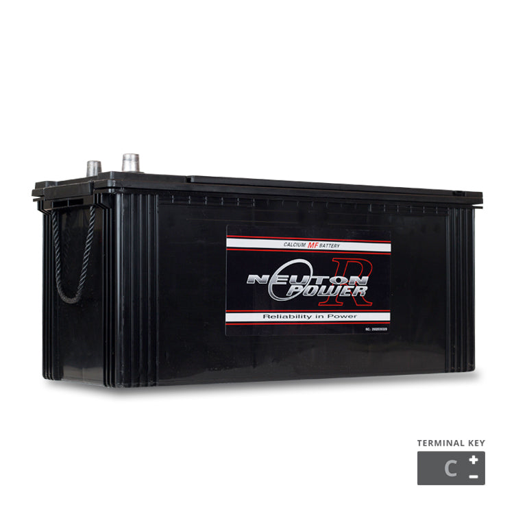 N150 MF COMMERCIAL BATTERY 1000CCA