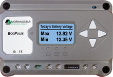 Load image into Gallery viewer, MORNINGSTAR ECOPULSE PWM 12/24V 20A W/METER
