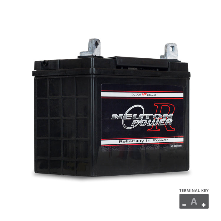 NU1300R MF Lawn Mower Battery