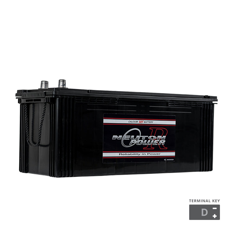 DIN165 EURO MF AUTOMOTIVE BATTERY 1000CCA