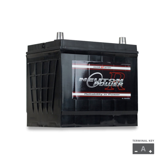 DIN55 EURO MF AUTOMOTIVE BATTERY