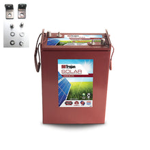 Load image into Gallery viewer, TROJAN SOLAR AGM SAGM06375 6V 375AH DEEP CYCLE BATTERY - LOW STOCK