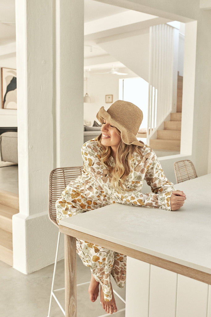 Annabel Long Pyjama Set - Florence