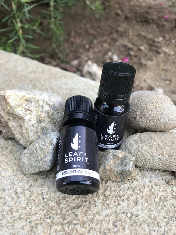 Leaf and Spirit Essential Oil and more