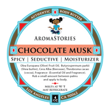 Chocolate Musk Body Butter