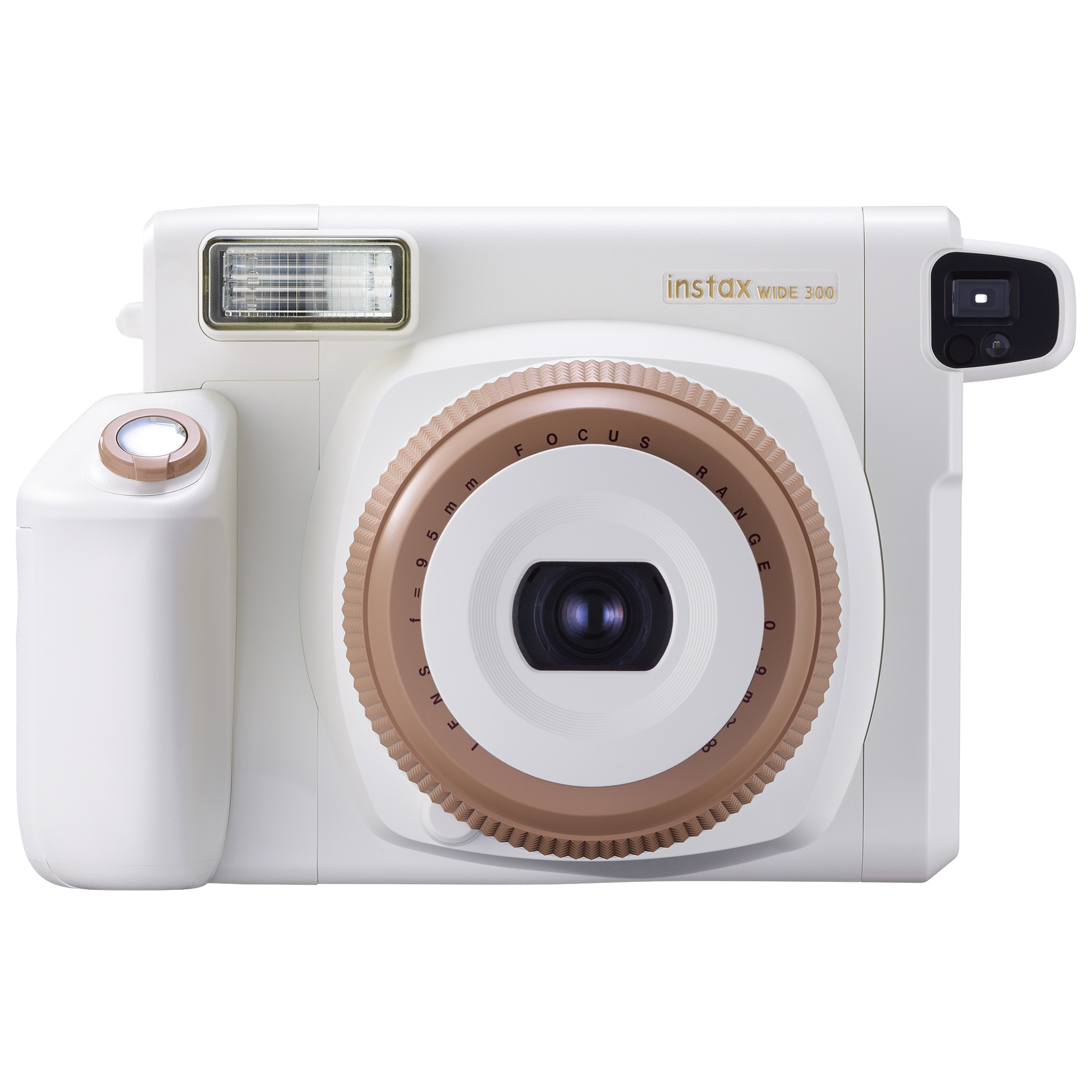 Momentinis fotoaparatas instax WIDE 300 Toffee