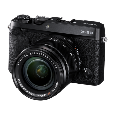 X-E3 18-55mm Kit (black)