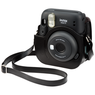 "Dėklas instax mini 11 ""CHARCOAL GRAY"""