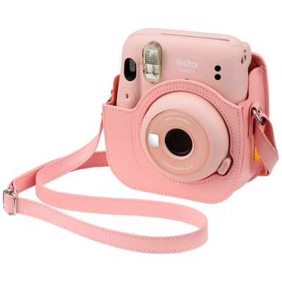 "Dėklas instax mini 11 ""BLUSH PINK"""