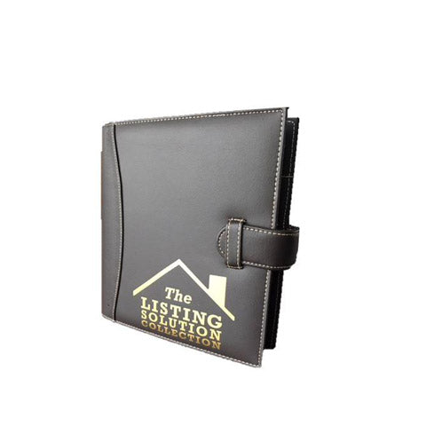 Entire Listing Solution Collection - Executive Binder with over 110 Presentation Cards