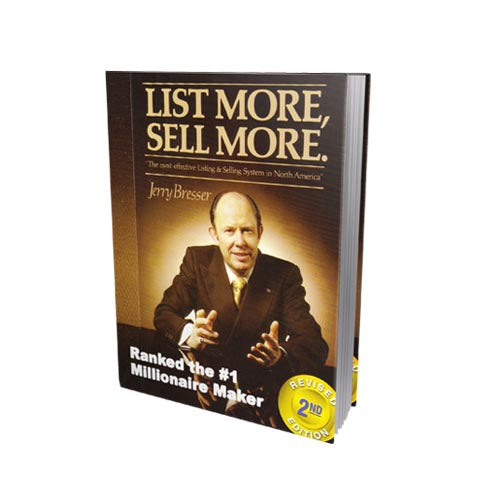 List More, Sell More ebook by Jerry Bresser