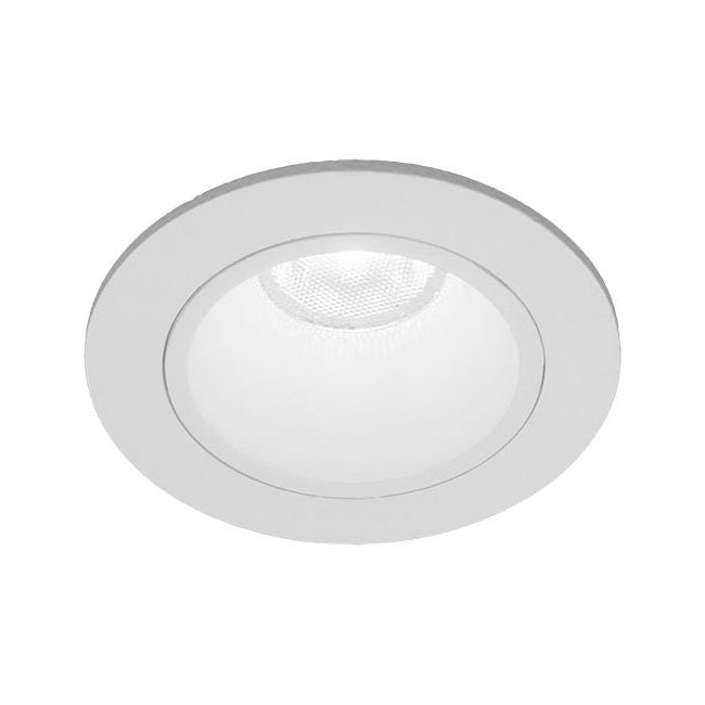 DLR2-10-120-3K-WH, 2 Inch LED Downlight, 3000K, 65W Equivalent