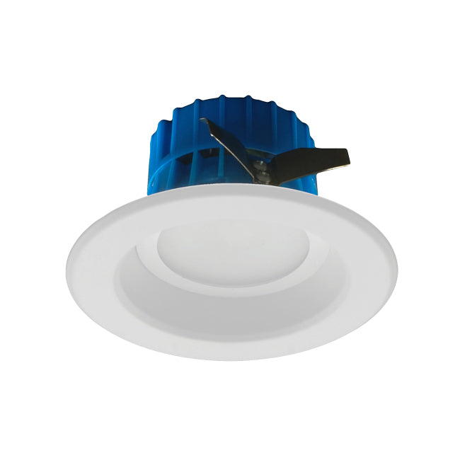 DLR4-3006-120-2K-WH - 4 Inch LED Downlight - 2700K - 65W Equivalent