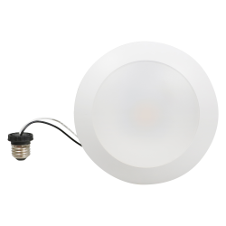 65114, LED Surface Mount Downlight, 900 Lumens, Selectable CCT