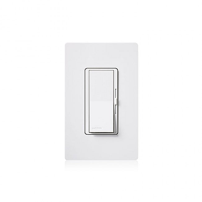 Diva CFL/LED Dimmer - DVCL-153P-WH
