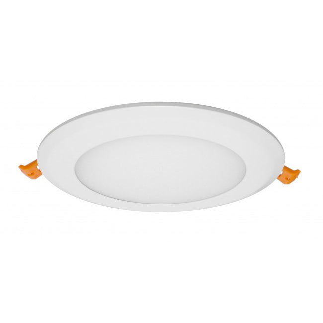 "4"" Edge Lit LED Downlight - DLE4-10-120V-3K-RD - 470 Lumens - 3000K"