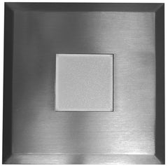SureFit Square Nickel Trim Ring - DLF-10-TRIM-SQ-NK