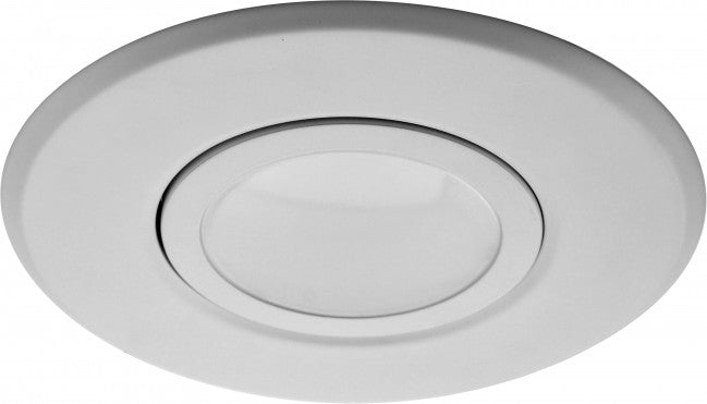 DLG4-10-120-4K-WH, 4 Inch LED Gimbal Downlight, 630 Lumens, 4000K