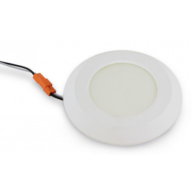 Halo Surface Mount LED Downlight, SLD405927WH, 625 Lumens, 2700K