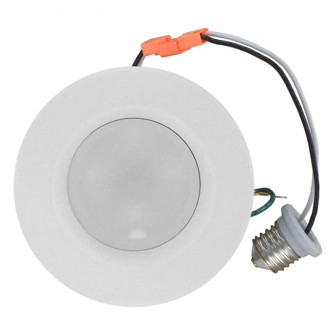 "Halo RL460WH930PK, 4"" Inch LED Downlight, 600 Lumens, 3000K"