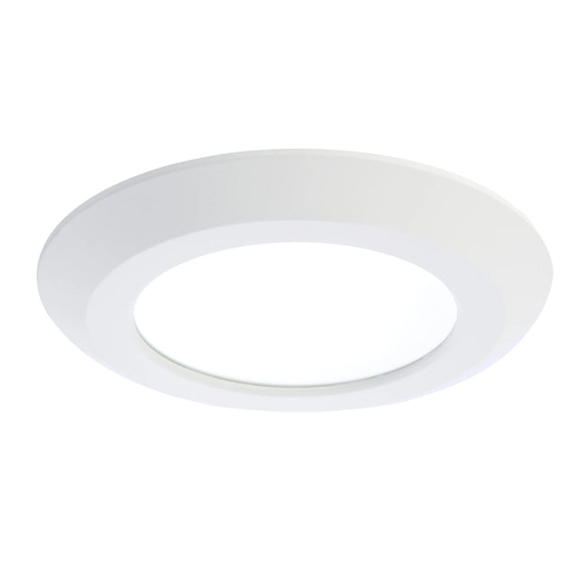 Halo LED Surface Mount Downlight, SLD606935WH, 760 Lumens, 3500K