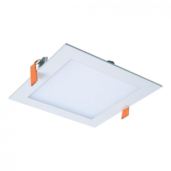 Halo HLB6S099FS1EMWR, CCT SeleCCTable Square Direct Mount Downlight, 1061 Lumens