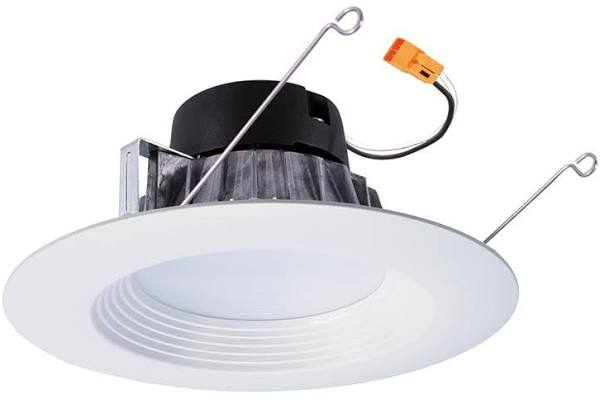"Halo LT560WH12930, High Lumen, 5""/6"" LED Downlight, 1140 Lumens, 3000K"