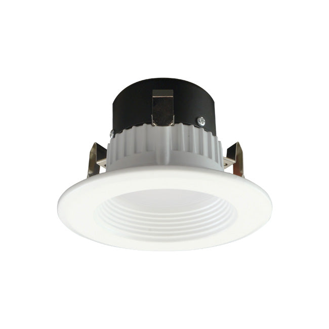 DLR3-10-120-3K-WH-BF, 3 Inch LED Downlight, 3000K,  50W Equivalent