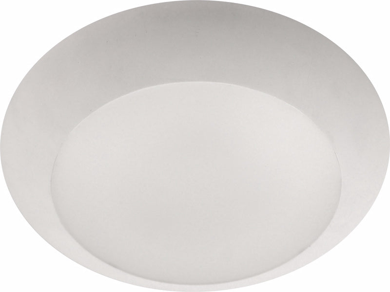 "4"" LED Surface Mount - DLS4-2006-120-2K-WH - 666 Lumens - 2700K"