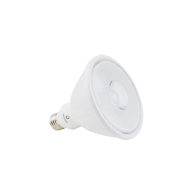 277V Non-Dimmable LED PAR38 - 120W Equivalent - 3000K - 16161 - 40 Degree Beam Angle