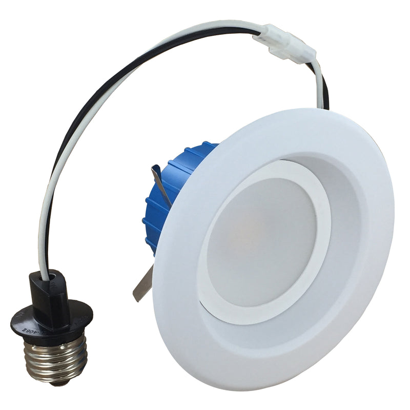 DLR56-3012-120-5K-WH - 5/6 Inch LED Downlight - 5000K - 120W Equivalent