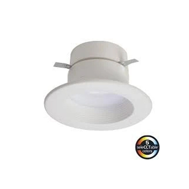 Halo RL4099S1EWH, CCT SeleCCTable LED Downlight, 900 Lumens