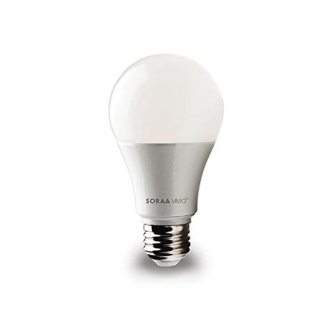 Vivid A19 LED Bulb - 800 Lumens - Warm White 2700K - 60W Equivalent