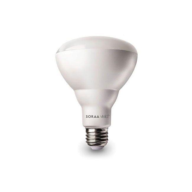 Vivid BR30 LED Bulb - 750 Lumens - Warm White 3000K - 65W Equivalent
