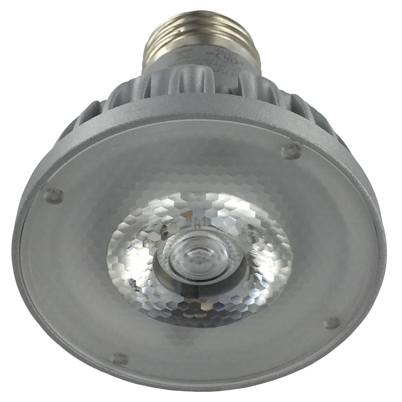 01615, Vivid LED PAR20 Bulb, 3000K, 10 Degree Beam Angle