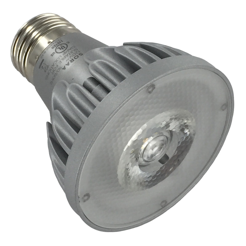 Vivid LED PAR20 Bulb - 3000K - 01621 - 60 Degree Beam Angle