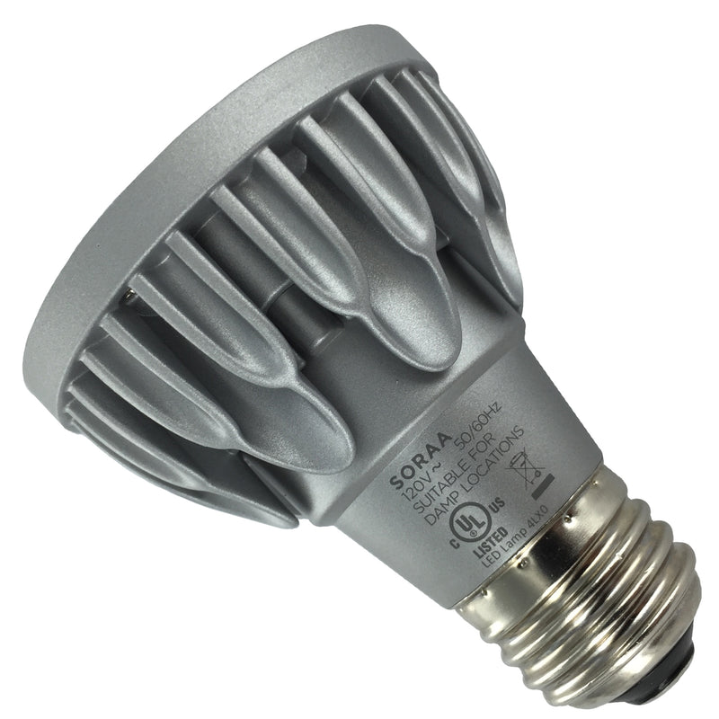 01621, Vivid LED PAR20 Bulb, 3000K, 60 Degree Beam Angle