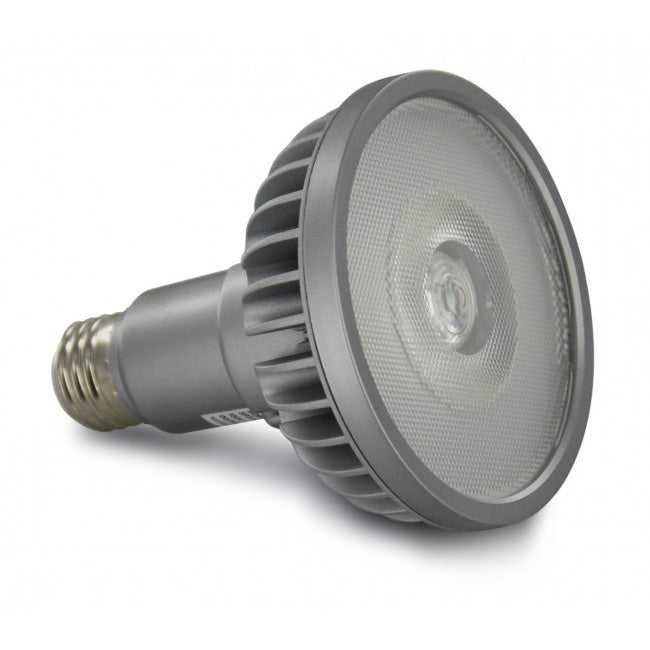 00785, 18.5W LED PAR30 Long Neck Bulb, 3000K, 60 Degree Beam Angle