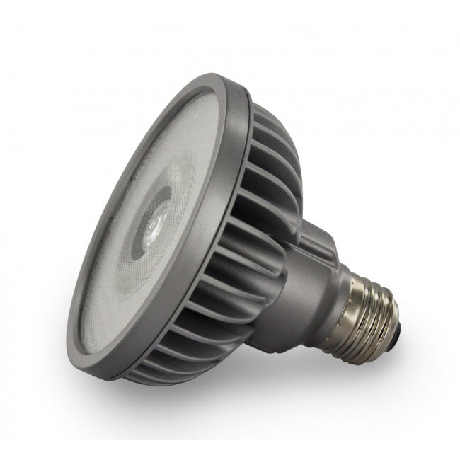 00827, 18.5W LED PAR30 Short Neck Bulb, 2700K, 60 Degree Beam Angle