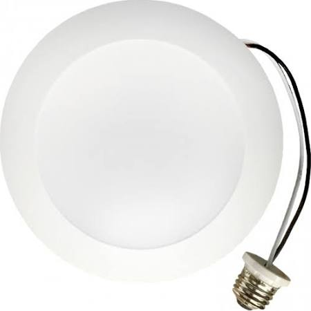 75046, LED Surface Mount Downlight, 1100 Lumens, 5000K