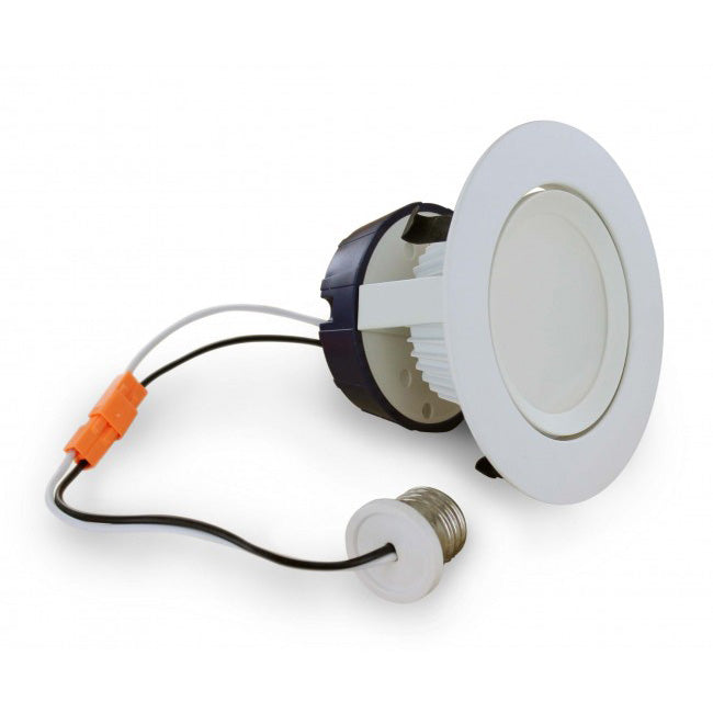 RT4 70387 Gimbal LED Downlight, 600 Lumens, 2700K