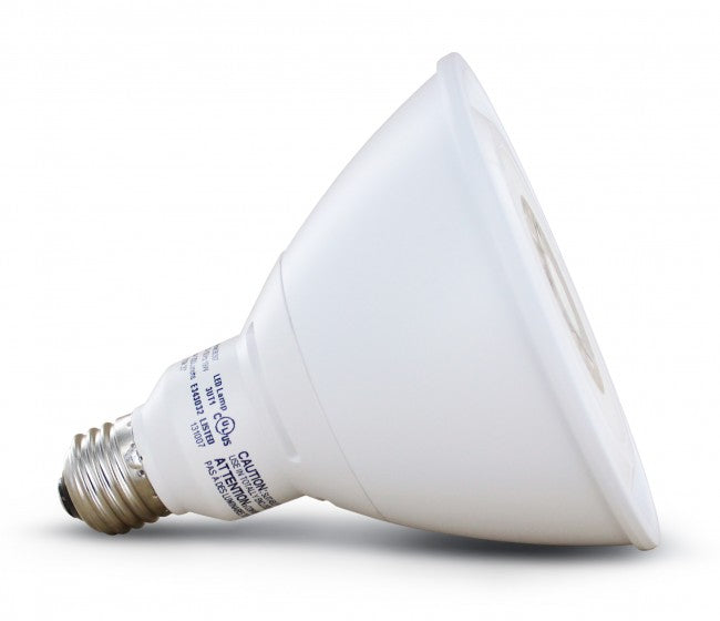98388, 19W Dimmable LED PAR38, 120W Equivalent, 3000K, 25 Degree Beam Angle