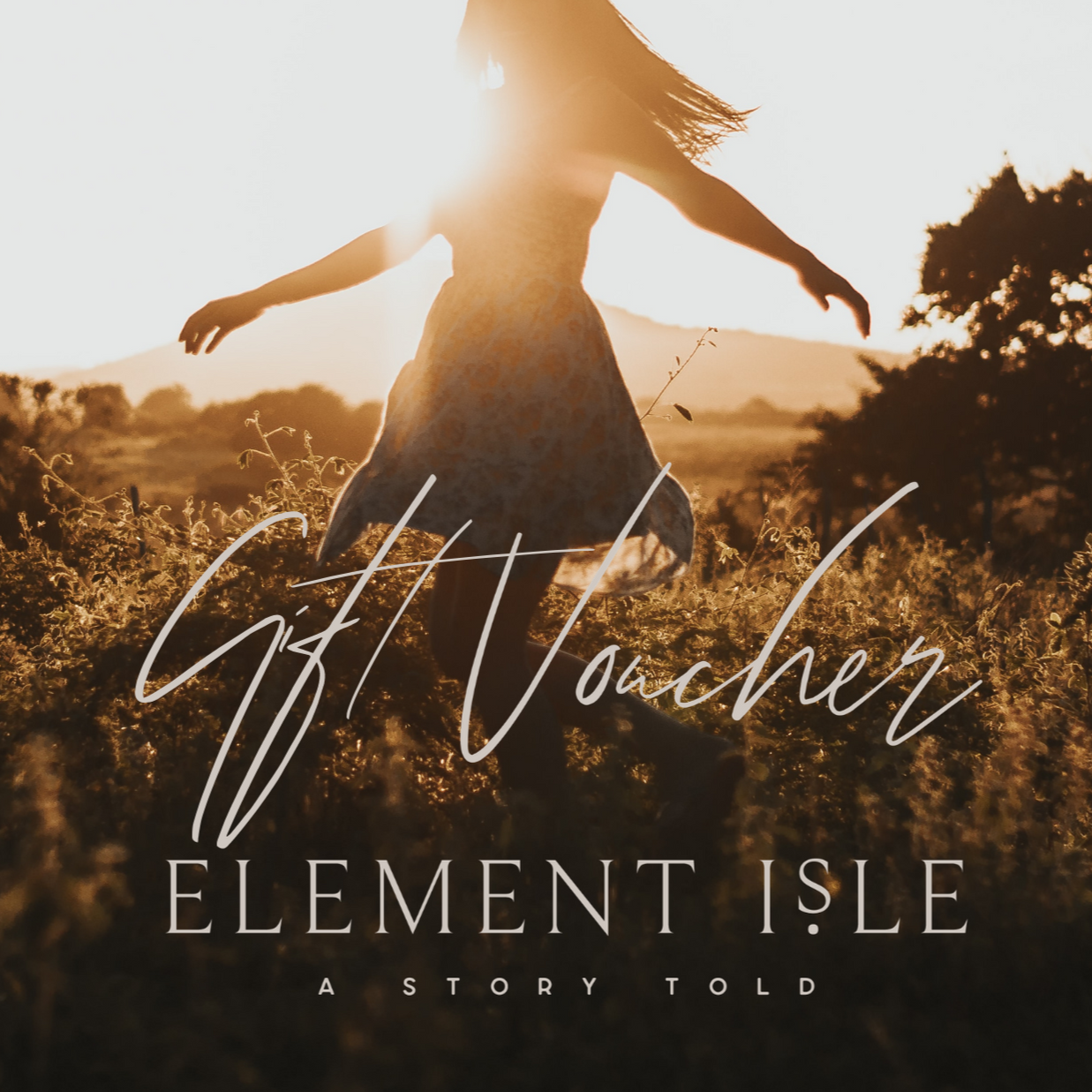 Element Isle Postcard Gift Card (Delivered by mail)