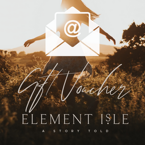 Element Isle E-Gift Card (Delivered by email)