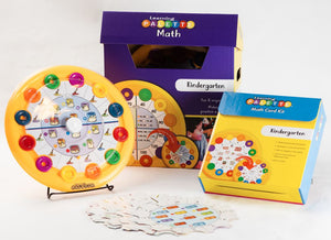 Kinder Math Learning Palette 1 Base Center Kit