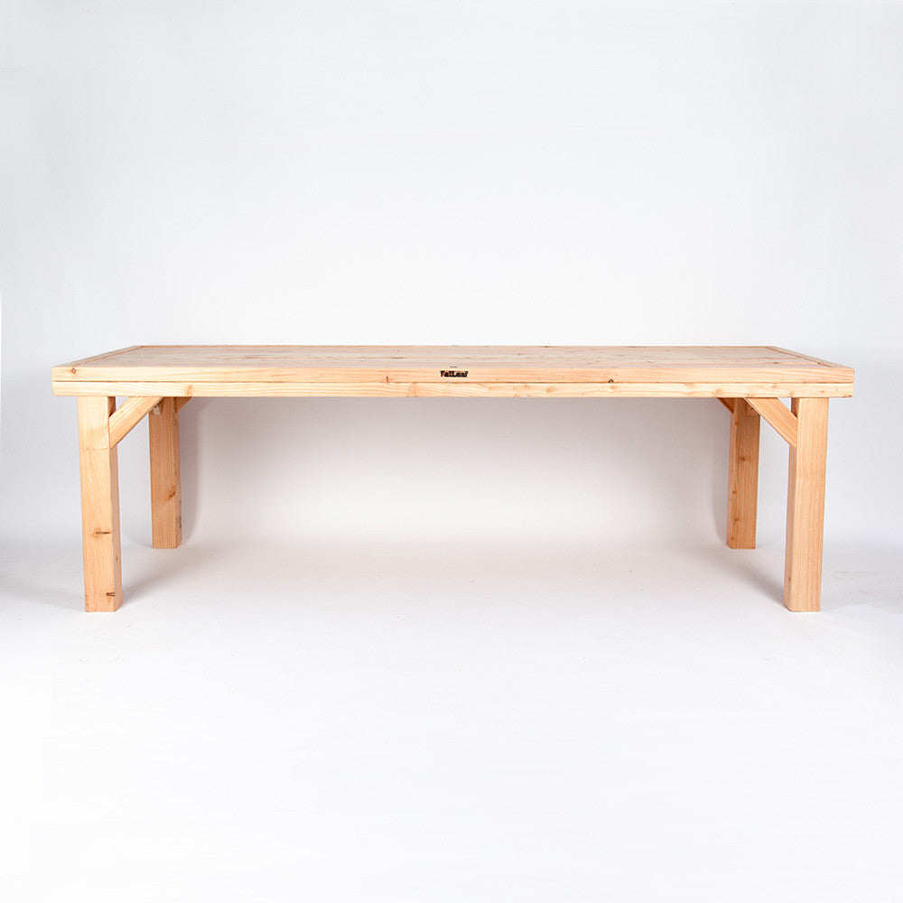Garden Table (Cathedral 12 Seater)