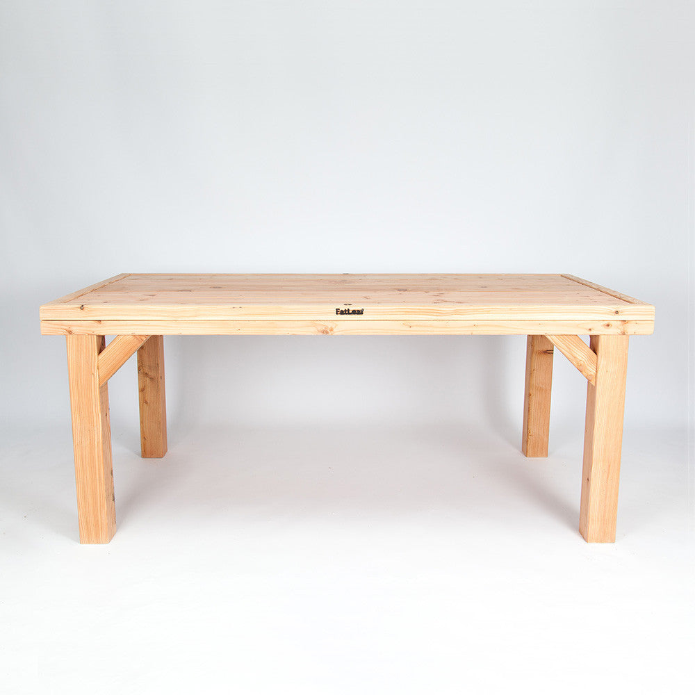 Garden Table (Cathedral 8 Seater)