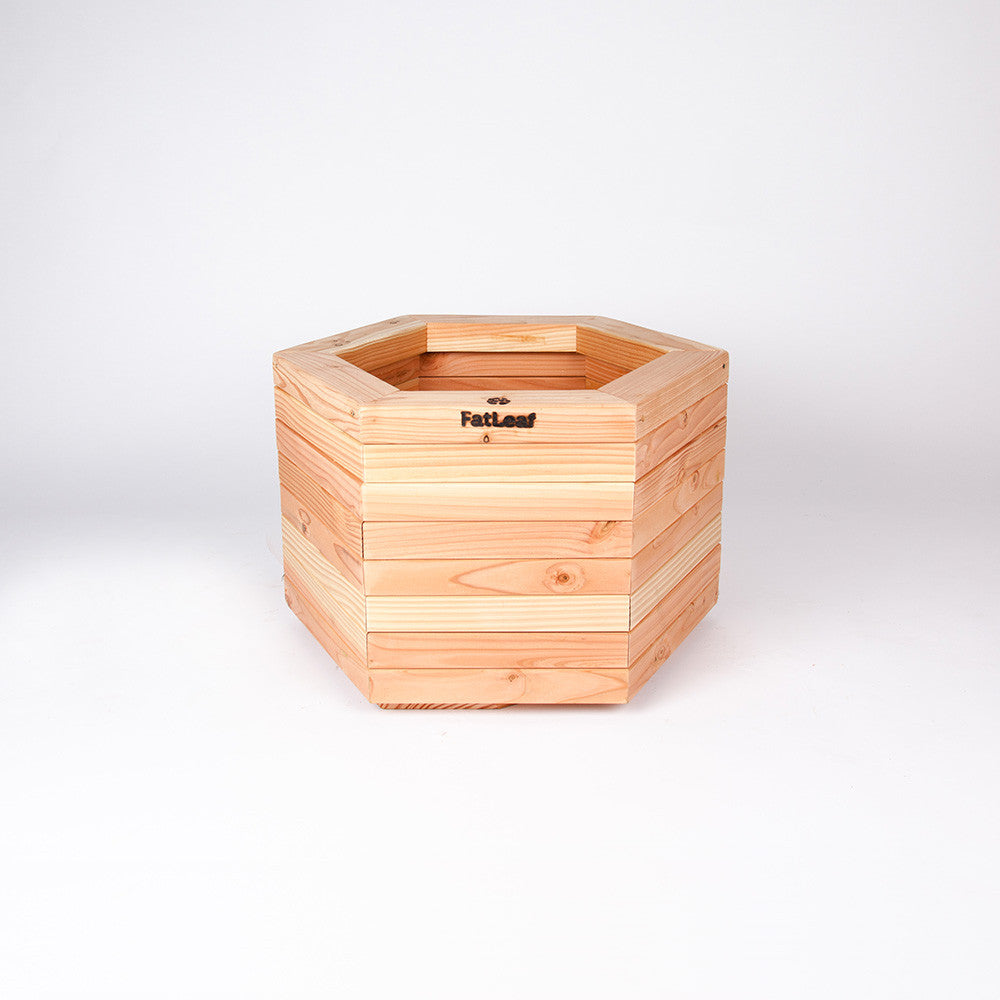 Hexagonal Planter (Medium)