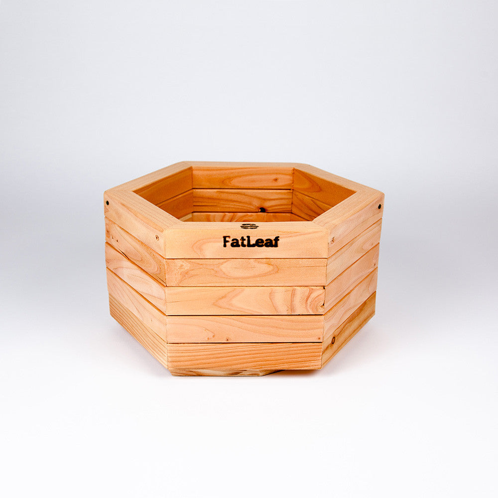 Hexagonal Planter (Small)