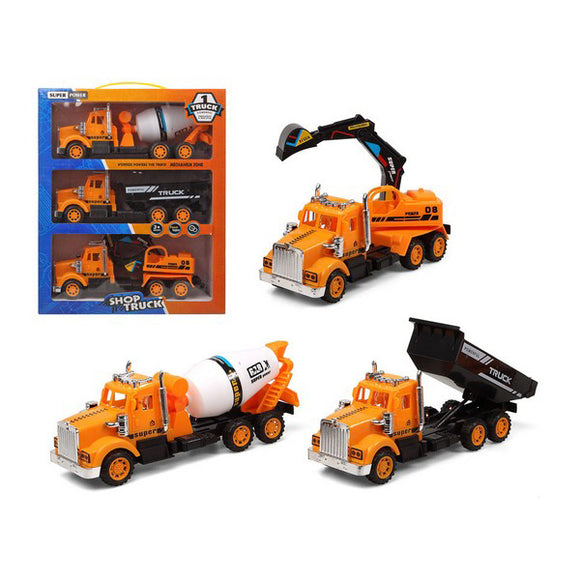 Set of cars Shop Truck 118971 (3 pcs)